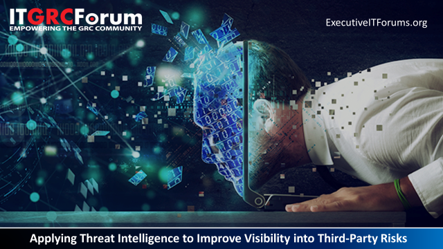 [CPE] Applying Threat Intelligence to Improve Visibility into Third-Party Risks