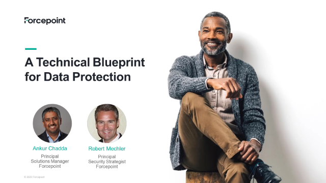 A Technical Blueprint for Data Protection