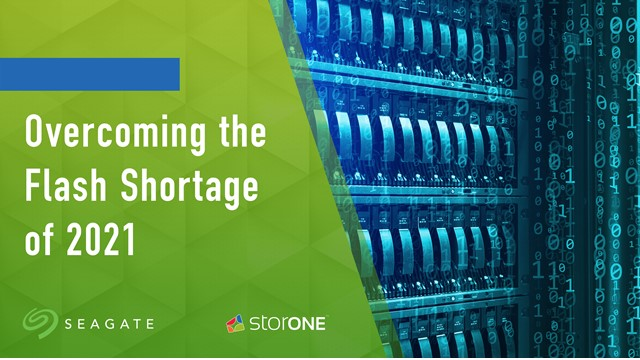 Overcoming the Flash Shortage of 2021
