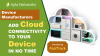Add Cloud Connectivity to your Device in No Time