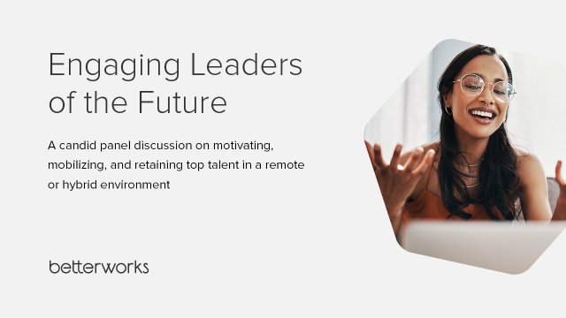 Engaging Leaders of the Future