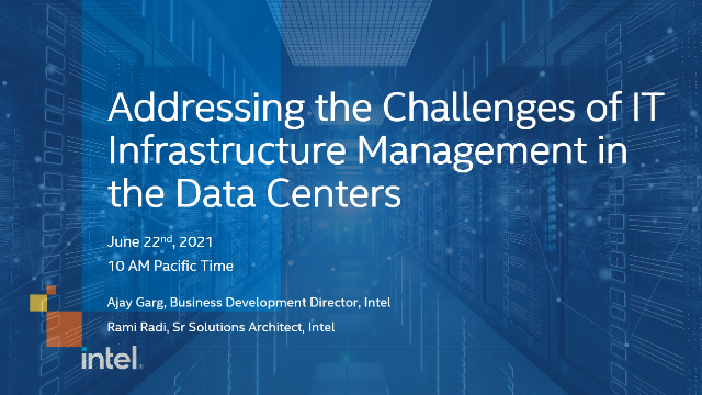 Addressing the Challenges of IT Infrastructure Management in the Data Centers