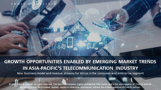 Emerging Market Trends in Asia-Pacific's Telecommunication Industry