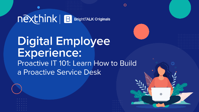 [Ep.3] Proactive IT 101: Learn How to Build a Proactive Service Desk