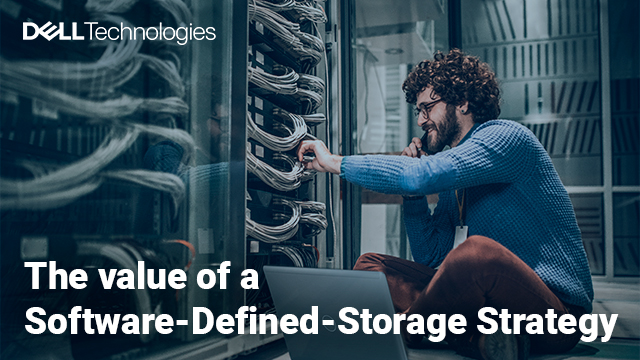 The value of a Software-Defined-Storage Strategy