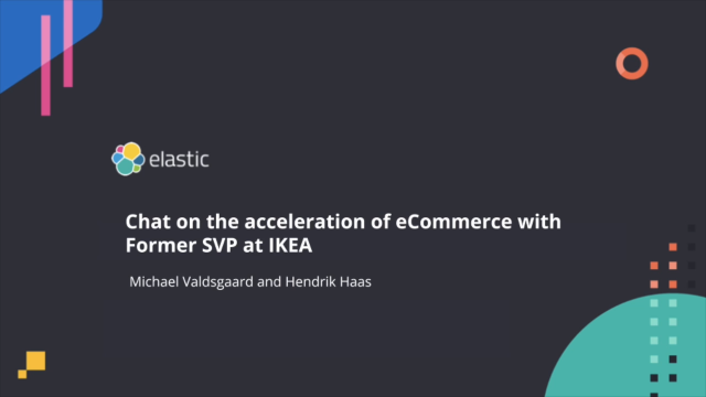 The acceleration of eCommerce with former SVP of Digital Transformation at IKEA