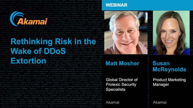 Rethinking Risk in the Wake of DDoS Extortion