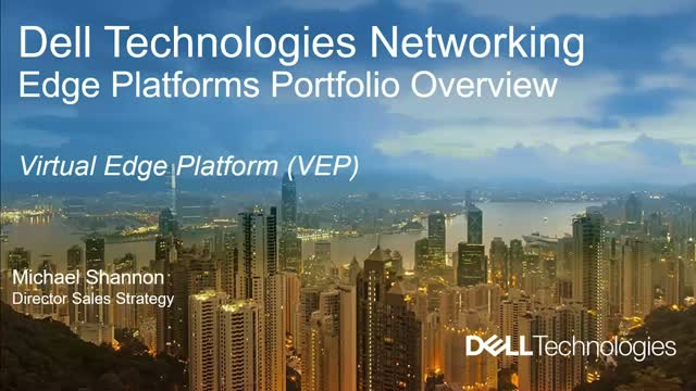 Future-proof your Edge Network Investments with Open Networking