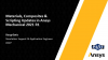 Materials, Composites & Scripting Updates in Ansys Mechanical 2021 R1