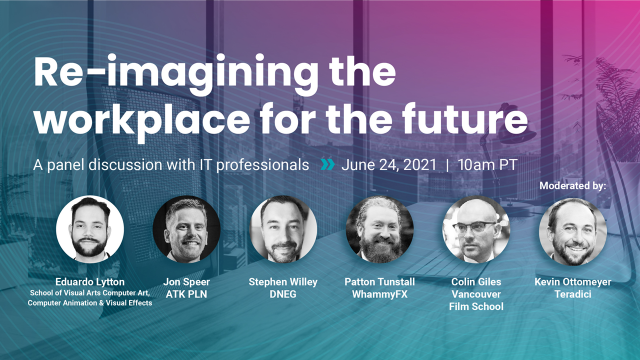 Re-imagining the Workplace for the Future