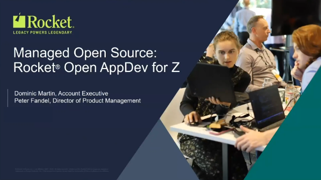 Bringing Open Source to z/OS
