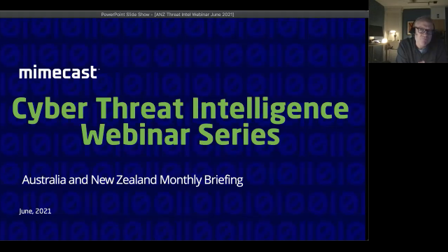 Ep 6 - Australia and NZ Cyber Threat Intelligence Briefings