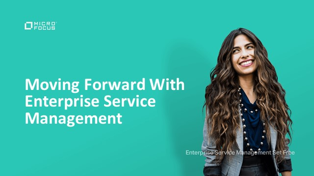 Moving Forward with Enterprise Service Management: Leaping towards Strategic ESM