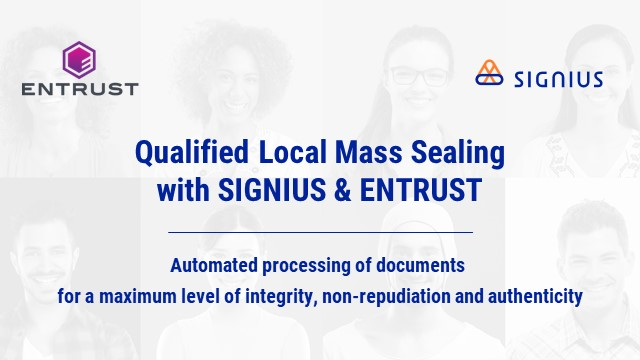 Accelerate digitization with Qualified Electronic Seal
