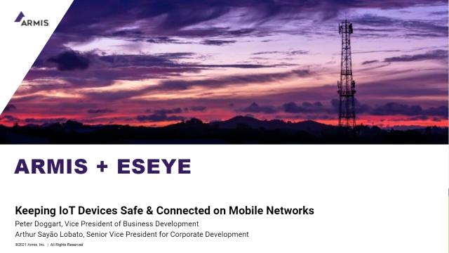 Keeping IoT Devices Safe and Connected on Mobile Networks