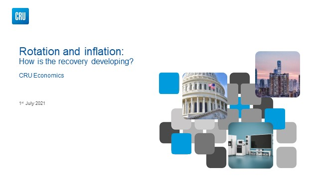 Rotation and Inflation: How Is The Recovery Developing?