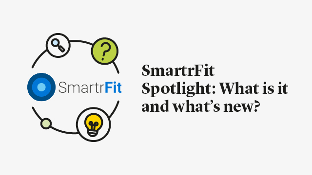 SmartrFit Spotlight – What is it and what's new?