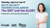 WiCyS Security Training Scholarship: The GRIT and the GLORY
