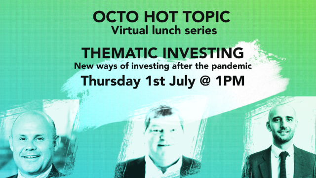 HOT TOPIC Thematic – A fresh look at post-pandemic investing