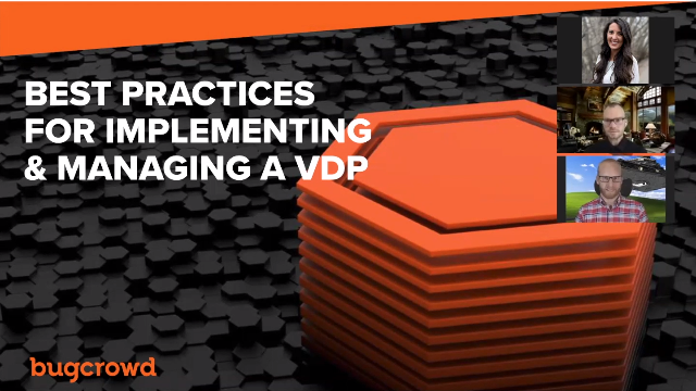 Best Practices for Implementing and Managing a VDP