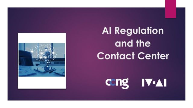 AI Regulation and the Contact Center