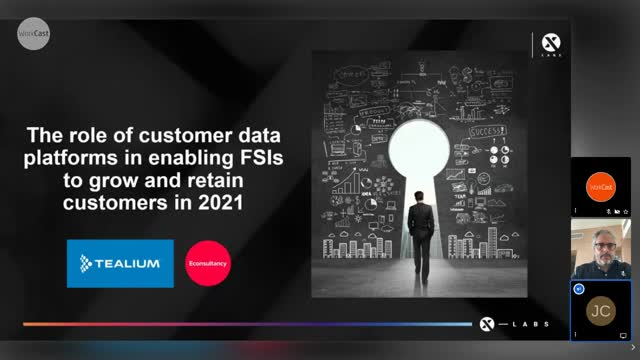 How FSI Organisations grow and retain loyalty through a CDP