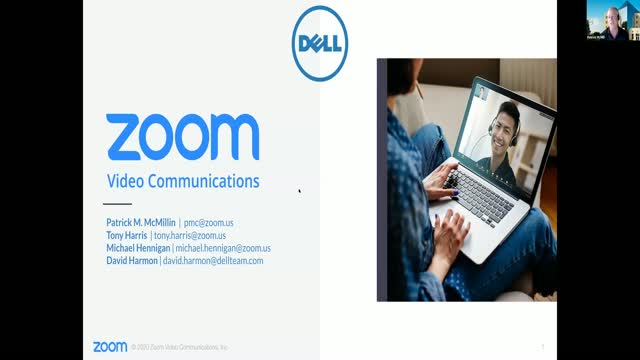 Dell & Zoom: Upgrade your Collaboration!