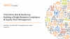 Third-Party Risk and Resiliency: Building a Bridge Between Compliance