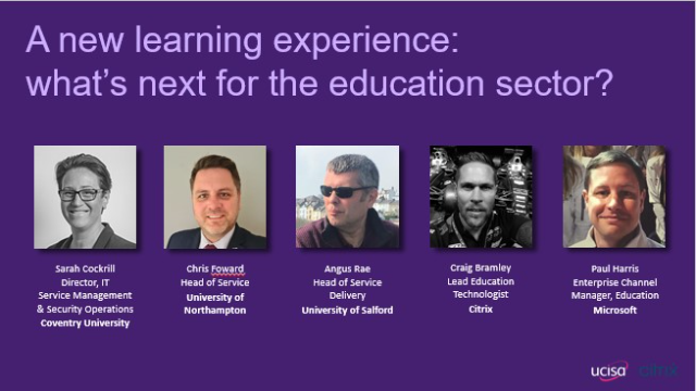 A new learning experience: what's next for the education sector?