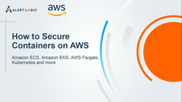 How to Secure Containers on AWS