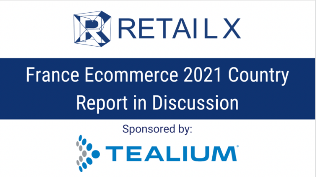 France Ecommerce 2021 Country Report in discussion - Webinar