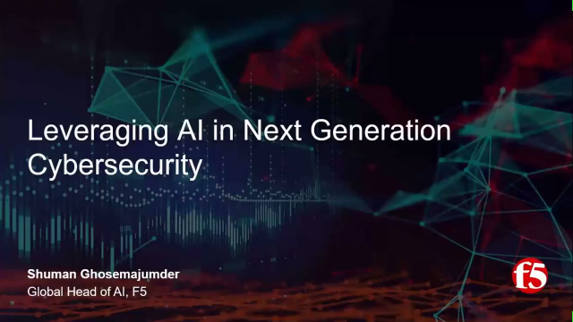 Leveraging AI in Next Generation Cybersecurity