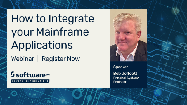 How to Integrate your Mainframe Applications