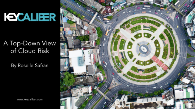 A Top-Down View of Cloud Risk