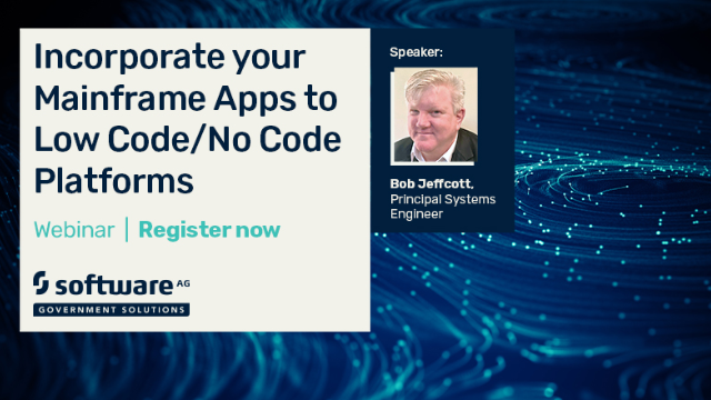 Incorporate your Mainframe Apps to Low Code/No Code Platforms