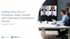 Getting More Out of Enterprise Video with Automated Compliance Review