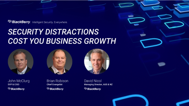 Security Distractions Cost You Business Growth