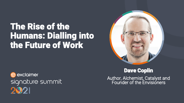 The Rise of the Humans: Dialling into the future of work.