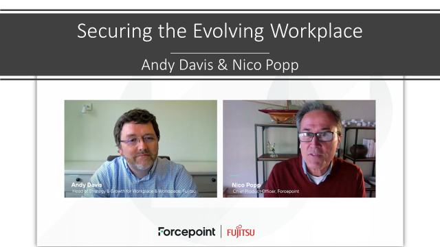 Securing the Evolving Workplace [Fireside Chat]