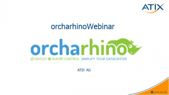 Time for datacenter automation-learn how orcharhino helps right after installing