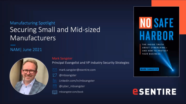 Securing Small and Mid-sized Manufacturers
