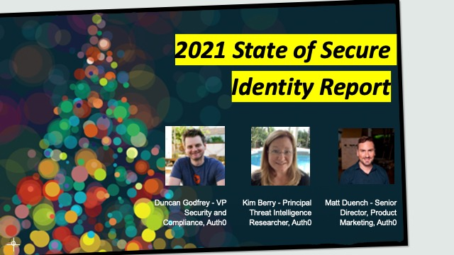 2021 State of Secure Identity Report