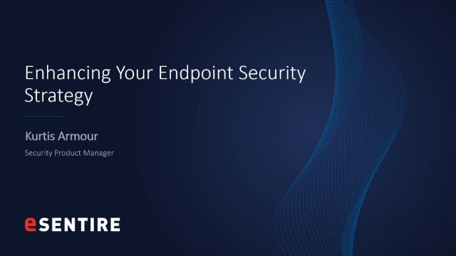 Cybersec Decoded: Enhance Your Endpoint Security Strategy