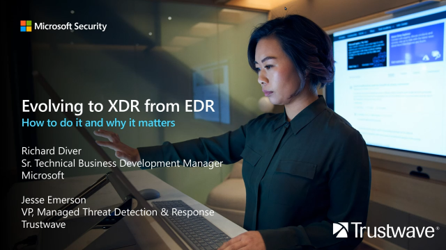 Evolving to XDR from EDR: How to do it and why it matters