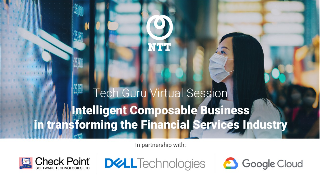 Tech Guru - Intelligent Composable Business in transforming the FSI Industry