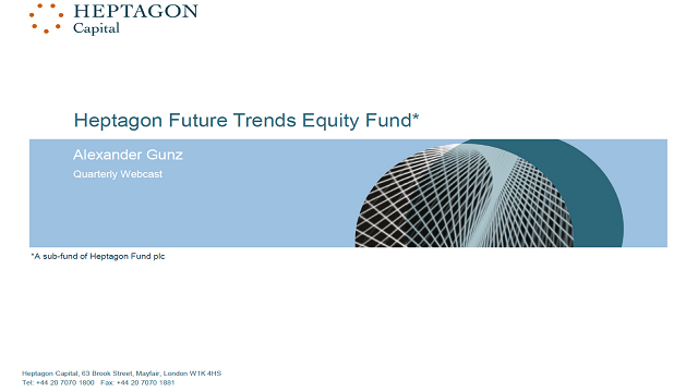 Heptagon Future Trends Equity Fund Q2 2021 Webcast