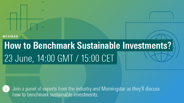 How to benchmark sustainable investments?