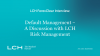 Default Management – A Discussion with LCH Risk Management