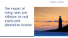 The impact of rising rates and inflation on real assets and alternative income
