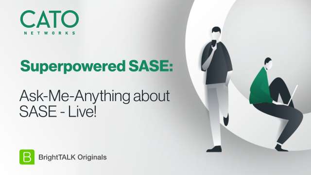 [Ep.6] Superpowered SASE: Ask-Me-Anything about SASE - Live!